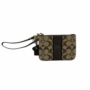 Primary Photo - BRAND: COACH STYLE: WRISTLET COLOR: BRONZE SKU: 160-160228-1158