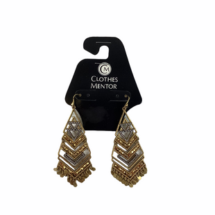 Primary Photo - BRAND:    CLOTHES MENTOR STYLE: EARRINGS COLOR: GOLD SKU: 160-160228-4607