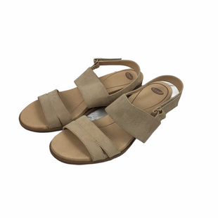 Primary Photo - BRAND: DR SCHOLLS STYLE: SANDALS LOW COLOR: CREAM SIZE: 8.5 SKU: 160-160197-12420