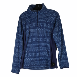 Primary Photo - BRAND: COLUMBIA STYLE: FLEECE COLOR: BLUE SIZE: M SKU: 160-160206-976