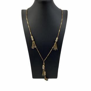 Primary Photo - BRAND: J CREW STYLE: NECKLACE COLOR: GOLD SKU: 160-160218-3285