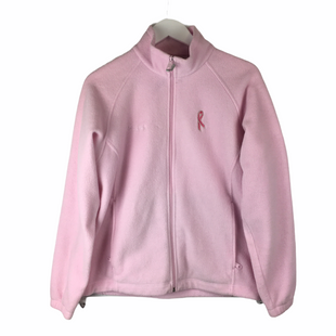 Primary Photo - BRAND: COLUMBIA STYLE: FLEECE COLOR: PINK SIZE: L SKU: 160-160206-1008