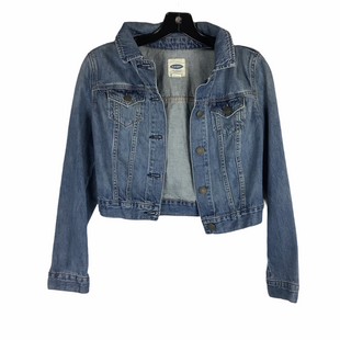Primary Photo - BRAND: OLD NAVY STYLE: JACKET OUTDOOR COLOR: DENIM SIZE: XS SKU: 160-16071-75829
