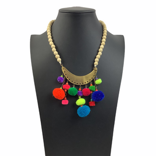 Primary Photo - BRAND:    CLOTHES MENTOR STYLE: NECKLACE COLOR: MULTI SKU: 160-160228-4629