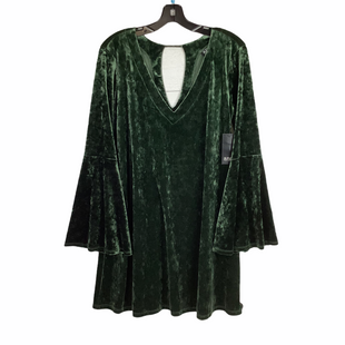 Primary Photo - BRAND: ANA STYLE: DRESS SHORT LONG SLEEVE COLOR: GREEN SIZE: M SKU: 160-16071-73286
