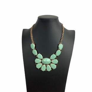 Primary Photo - BRAND:    CLOTHES MENTOR STYLE: NECKLACE COLOR: TEAL OTHER INFO: NAMEBRAND - SKU: 160-160180-19573