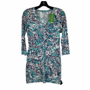 Primary Photo - BRAND: LILLY PULITZER STYLE: DRESS DESIGNER COLOR: BLUE SIZE: XS SKU: 160-160197-19118