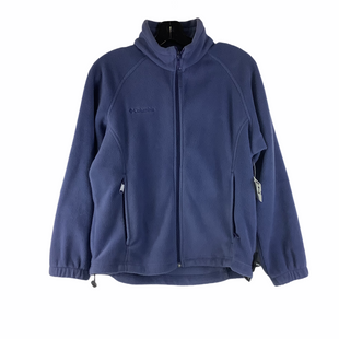 Primary Photo - BRAND: COLUMBIA STYLE: FLEECE COLOR: BLUE SIZE: PETITE   SMALL SKU: 160-16071-73238