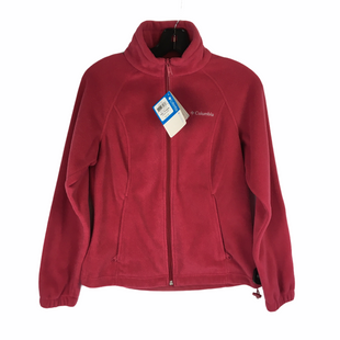 Primary Photo - BRAND: COLUMBIA STYLE: FLEECE COLOR: PINK SIZE: PETITE   XS SKU: 160-16071-74987