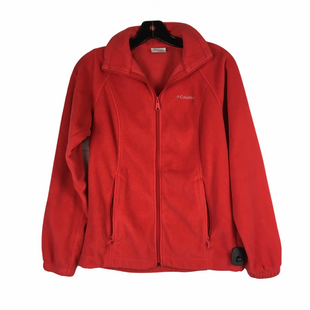 Primary Photo - BRAND: COLUMBIA STYLE: FLEECE COLOR: RED SIZE: S SKU: 160-160197-10488