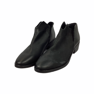 Primary Photo - BRAND: DOLCE VITA STYLE: BOOTS ANKLE COLOR: BLACK SIZE: 8 OTHER INFO: AS IS SKU: 160-160206-416