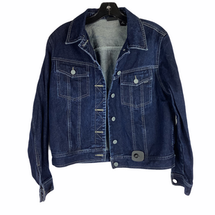 Primary Photo - BRAND: NEW YORK AND CO O STYLE: JACKET OUTDOOR COLOR: DENIM SIZE: M SKU: 160-16071-77224