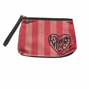 Primary Photo - BRAND: VICTORIAS SECRET STYLE: WRISTLET COLOR: RED BLACK SKU: 160-160180-21356