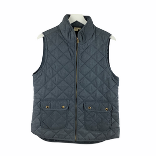 Primary Photo - BRAND: ARTISAN NY STYLE: VEST DOWN COLOR: BLUE SIZE: L SKU: 160-160216-1638AS IS