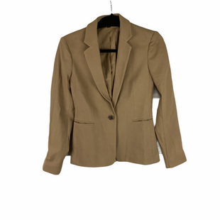 Primary Photo - BRAND: EXPRESS STYLE: BLAZER JACKET COLOR: NUDE SIZE: 2 SKU: 160-160216-372