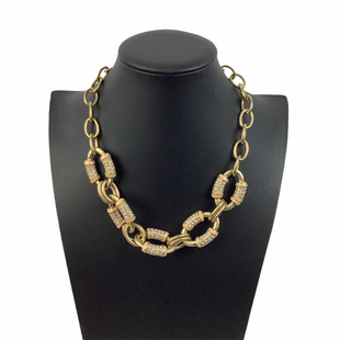 Primary Photo - BRAND: J CREW STYLE: NECKLACE COLOR: GOLD SILVER SKU: 160-160218-3310