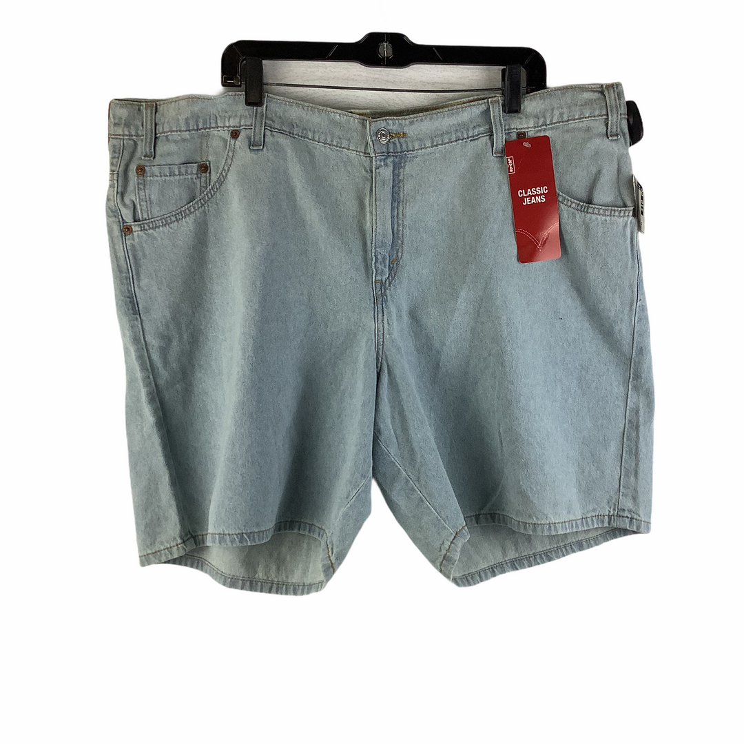 Primary Photo - BRAND: LEVIS <BR>STYLE: SHORTS <BR>COLOR: DENIM <BR>SIZE: 22 <BR>SKU: 160-160197-6727