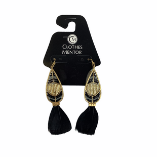 Primary Photo - BRAND:    CLOTHES MENTOR STYLE: EARRINGS COLOR: BLACK SKU: 160-160228-4605