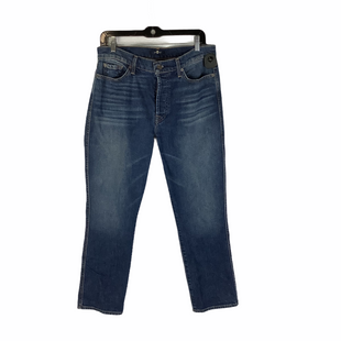 Primary Photo - BRAND: 7 FOR ALL MANKIND STYLE: JEANS COLOR: DENIM SIZE: 10 (31)SKU: 160-160183-739