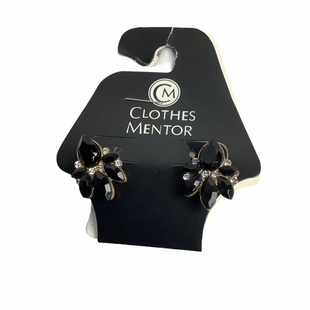 Primary Photo - BRAND:    CLOTHES MENTOR STYLE: EARRINGS COLOR: BLACK SKU: 160-16071-66949