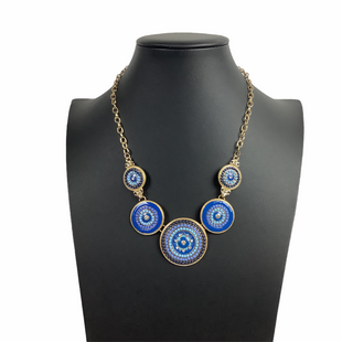 Primary Photo - BRAND:    CLOTHES MENTOR STYLE: NECKLACE COLOR: BLUE SKU: 160-160197-17457