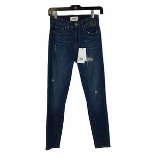 Primary Photo - BRAND: PAIGE STYLE: JEANS COLOR: DENIM SIZE: 0 (24)SKU: 160-160228-4317