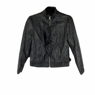 Primary Photo - BRAND: NEW DIRECTIONS STYLE: JACKET OUTDOOR COLOR: BLACK SIZE: PETITE   SMALL SKU: 160-16071-73353