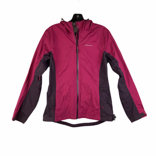 Primary Photo - BRAND: EDDIE BAUER O STYLE: JACKET OUTDOOR COLOR: RASPBERRY SIZE: S SKU: 160-160219-122