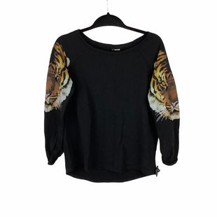 Primary Photo - BRAND: H&M STYLE: TOP LONG SLEEVE COLOR: BLACK SIZE: S SKU: 160-160216-64