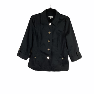Primary Photo - BRAND: CHARTER CLUB O STYLE: JACKET OUTDOOR COLOR: BLACK SIZE: L SKU: 160-16071-73561