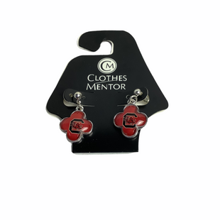 Primary Photo - BRAND:    CLOTHES MENTOR STYLE: EARRINGS COLOR: RED OTHER INFO: NAMEBRAND - SKU: 160-160216-899