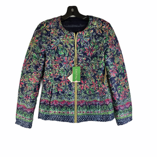 Primary Photo - BRAND: LILLY PULITZER STYLE: JACKET OUTDOOR COLOR: MULTI SIZE: XSOTHER: REVERSIBLE SKU: 160-160218-3653