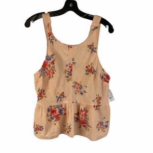 Primary Photo - BRAND: AMERICAN EAGLE STYLE: TOP SLEEVELESS COLOR: FLORAL SIZE: L SKU: 160-160237-1513