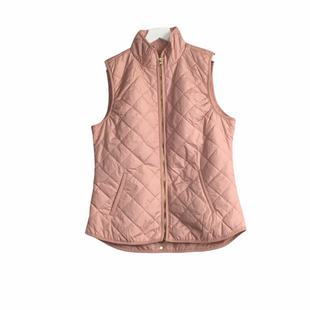 Primary Photo - BRAND: OLD NAVY STYLE: VEST DOWN COLOR: DUSTY PINK SIZE: M SKU: 160-160186-10776AS IS