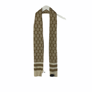 Primary Photo - BRAND: MICHAEL BY MICHAEL KORS STYLE: SCARF WINTER COLOR: TAN SKU: 160-160197-14926