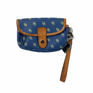 Primary Photo - BRAND: DOONEY AND BOURKE STYLE: WRISTLET COLOR: BLUE OTHER INFO: AS IS(WEAR.SPOTTING) SKU: 160-160197-16493