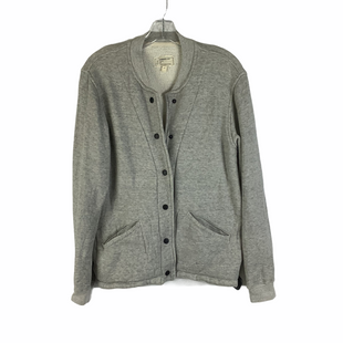 Primary Photo - BRAND: CURRENT ELLIOTT STYLE: JACKET OUTDOOR COLOR: GREY SIZE: S SKU: 160-16071-76715