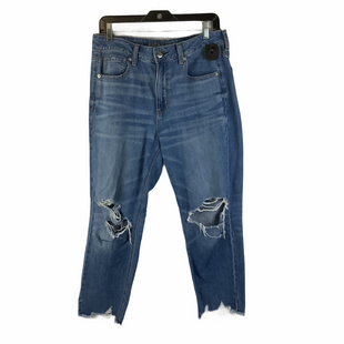 Primary Photo - BRAND: AMERICAN EAGLE STYLE: JEANS COLOR: DENIM SIZE: 10 SKU: 160-160228-4964
