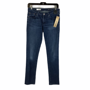 Primary Photo - BRAND: ADRIANO GOLDSCHMIED STYLE: JEANS COLOR: DENIM SIZE: 2 (26)SKU: 160-160228-5123