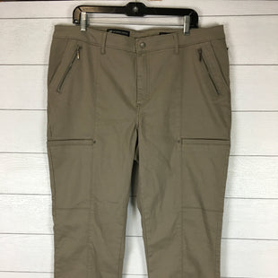 Primary Photo - BRAND: LEE STYLE: PANTS COLOR: TAN SIZE: 18 SKU: