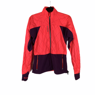 Primary Photo - BRAND: REEBOK STYLE: ATHLETIC JACKET COLOR: PINK SIZE: S SKU: 160-160216-950