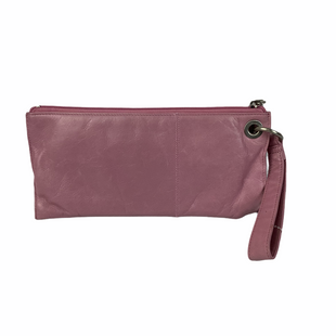 Primary Photo - BRAND: HOBO INTL STYLE: WRISTLET COLOR: PINK AS IS SKU: 160-160228-1801