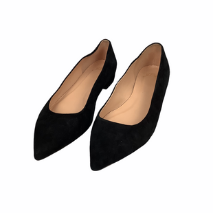 Primary Photo - BRAND: J CREW STYLE: SHOES FLATS COLOR: BLACK SIZE: 8.5 SKU: 160-16071-72550