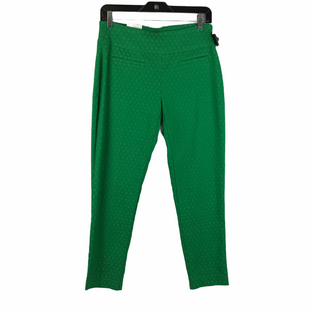 Primary Photo - BRAND: CROWN AND IVY STYLE: PANTS COLOR: GREEN SIZE: 6PETITE SKU: 160-160228-6677
