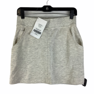 Primary Photo - BRAND: FABLETICS STYLE: ATHLETIC SKIRT SKORT COLOR: GREY SIZE: XS SKU: 160-160197-18317