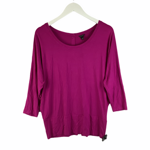 Primary Photo - BRAND: ANN TAYLOR LOFT O STYLE: TOP LONG SLEEVE COLOR: FUSCHIA SIZE: M SKU: 160-16071-78457
