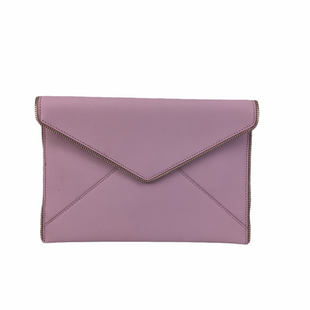 Primary Photo - BRAND: REBECCA MINKOFF STYLE: WRISTLET COLOR: LAVENDER OTHER INFO: AS IS SKU: 160-16071-75009