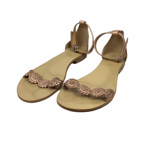 Primary Photo - BRAND: JACK ROGERS STYLE: SANDALS FLAT COLOR: ROSE SIZE: 7.5 OTHER INFO: AS IS(SPOTTING/WEAR) SKU: 160-160197-11015