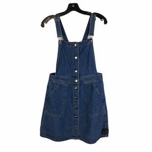 Primary Photo - BRAND: DIVIDED STYLE: DRESS SHORT SLEEVELESS COLOR: DENIM SIZE: S SKU: 160-160197-18797