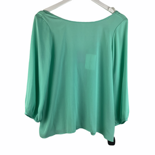 Primary Photo - BRAND: KARLIE STYLE: TOP LONG SLEEVE COLOR: MINT SIZE: M SKU: 160-16071-78393
